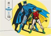 Batman the dailies. Volume 1, 1943-1944