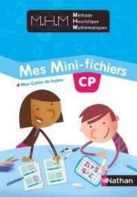 Mes mini-fichiers CP : + mon cahier de leçons