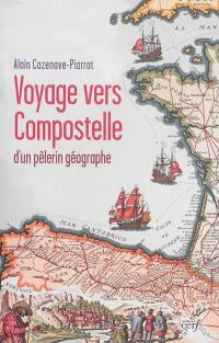 Voyage vers Compostelle d'un pèlerin géographe