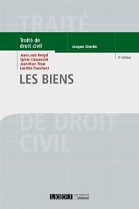 Traité de droit civil, Les biens
