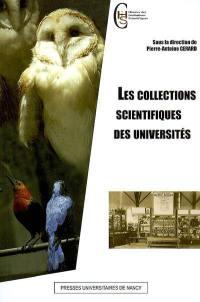 Les collections scientifiques des universités