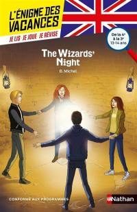 The wizards' night