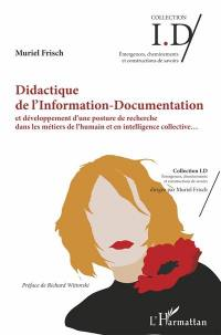 Didactique de l'information-documentation