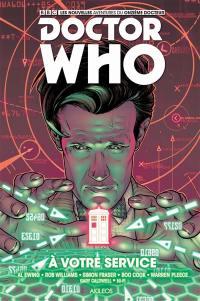 Doctor Who, Les nouvelles aventures du onzième docteur. Volume 2, A votre service