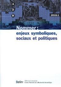 Annales de démographie historique. n° 1 (2016),