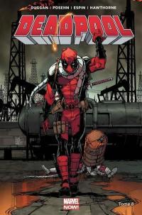 Deadpool. Volume 8, La mort de Deadpool