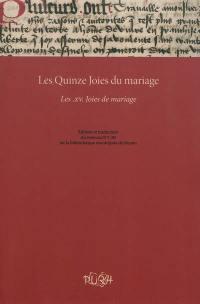 Les quinze joies du mariage