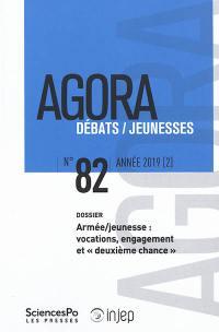 Agora débats jeunesse. n° 82, Armée-jeunesse