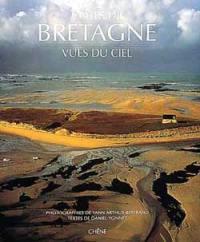 Côtes de Bretagne vues du ciel