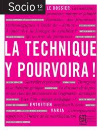 Socio. n° 12, La technique y pourvoira !
