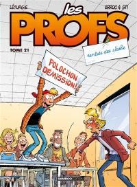 Les profs. Volume 21, Rentrée des clashs