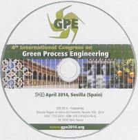 4th international congress on green process engineering, 7-10 april 2014, Sevilla (Spain)