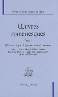 Oeuvres romanesques. Vol. 2