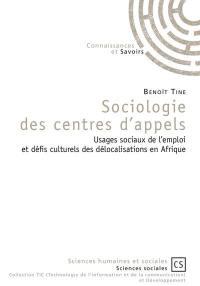Sociologie des centres d'appels