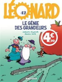 Léonard. Volume 42, Le génie des grandeurs