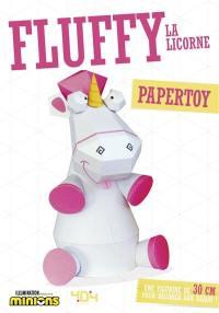 Fluffy la licorne