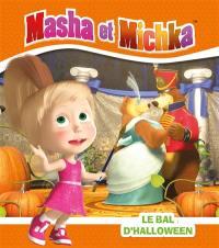 Masha et Michka, Le bal d'Halloween