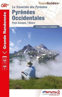 La traversée des Pyrénées, Pyrénées occidentales