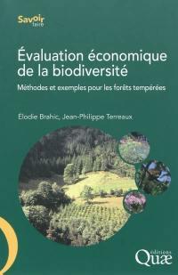 Evaluation économique de la biodiversité