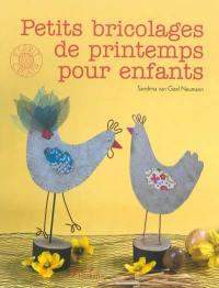 Petits bricolages de printemps pour enfants