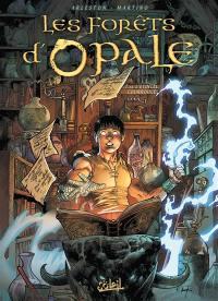 Les forêts d'Opale. Volume 12, L'étincel courroucé