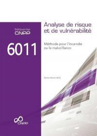 Référentiel CNPP 6011