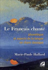 Le français chanté