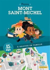 Mission Mont-Saint-Michel