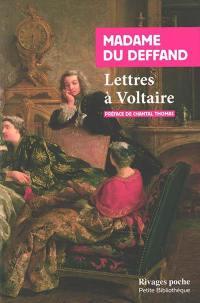 Lettres à Voltaire : 1759-1775
