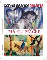 Franz Marc et August Macke