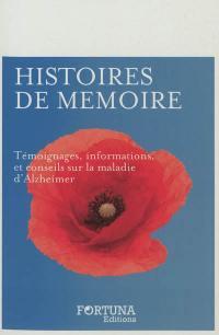 Histoires de mémoires