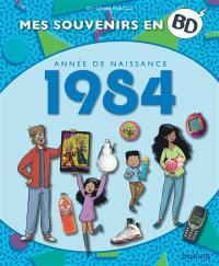 Mes souvenirs en BD. Volume 45, Année de naissance