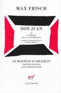 Don Juan ou L'amour de la géométrie