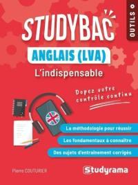 Anglais LVA première, terminale : l'indispensable