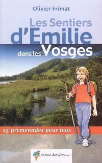 Les sentiers d'Emilie dans les Vosges