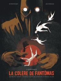La colère de Fantômas, La colère de Fantômas