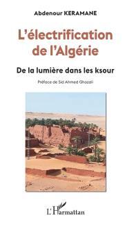L'électrification de l'Algérie