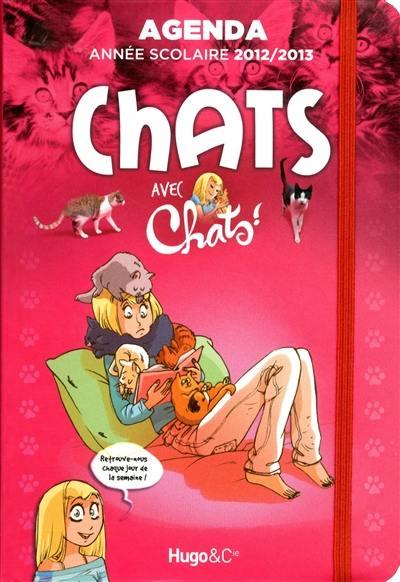 Chats : agenda année scolaire 2012-2013