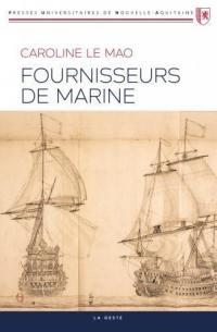 Fournisseurs de marine