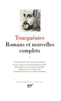 Romans et nouvelles complets. Volume 1,