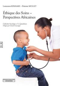 Ethique des soins