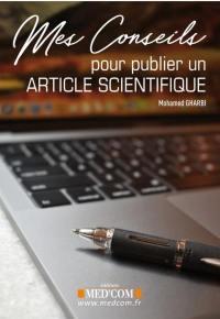 Mes conseils pour publier un article scientifique