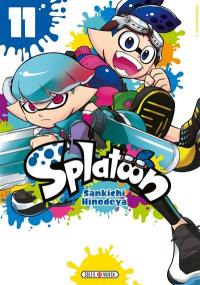 Splatoon. Volume 11,