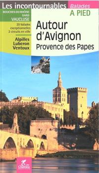 Autour d'Avignon, Provence des papes