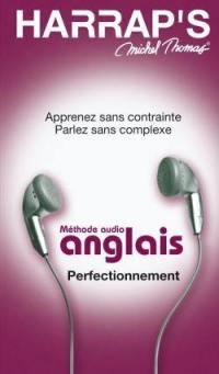 Méthode audio anglais, perfectionnement