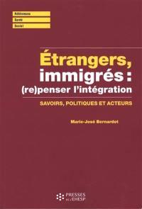 Etrangers, immigrés