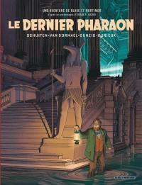 Une aventure de Blake et Mortimer, Le dernier pharaon