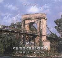 Ponts et ouvrages d'art en Arles