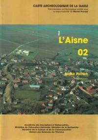 Carte archéologique de la Gaule. Vol. 2. Aisne