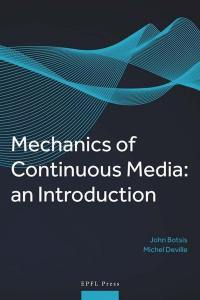 Mechanics of continuous media